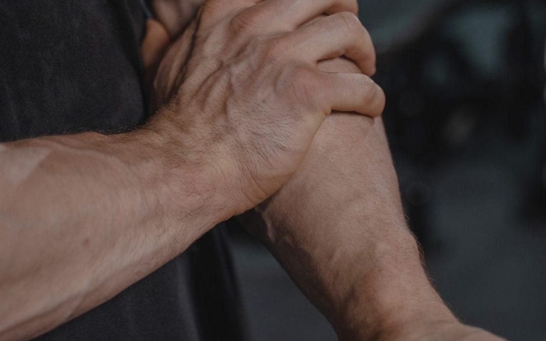 Wat te doen bij een verrekte spier?