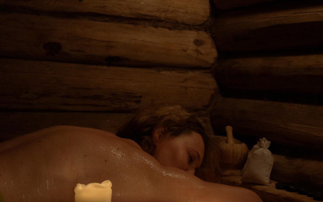 sauna calorieën verbranden